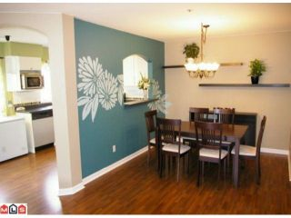 """Photo 4: 108 20125 55A Avenue in Langley: Langley City Condo for sale in """"BLACKBERRY LANE 2"""" : MLS®# F1200974"""
