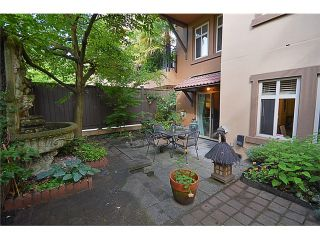 Photo 9: # 5 3036 W 4TH AV in Vancouver: Kitsilano Condo for sale (Vancouver West)  : MLS®# V1026137