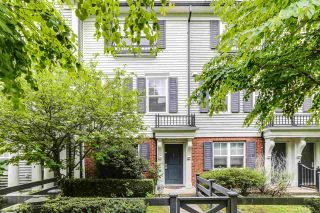 Photo 1: 12 2495 DAVIES AVENUE in Port Coquitlam: Central Pt Coquitlam Townhouse for sale : MLS®# R2367911