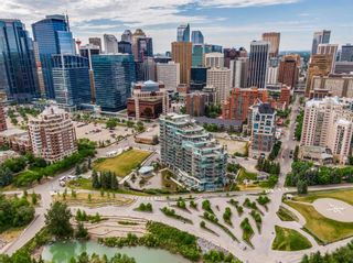 Photo 47: 407 738 1 Avenue SW in Calgary: Eau Claire Apartment for sale : MLS®# A1124073