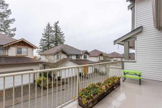 """Photo 33: 89 35287 OLD YALE Road in Abbotsford: Abbotsford East Townhouse for sale in """"THE FALLS AT EAGLE MOUNTAIN"""" : MLS®# R2518053"""