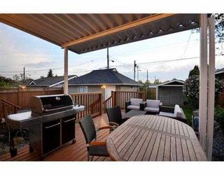 Photo 3: 6233 ONTARIO Street in Vancouver: Oakridge VW House for sale (Vancouver West)  : MLS®# V955333