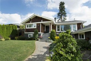 Photo 1: 4402 HIGHLAND Boulevard in North Vancouver: Forest Hills NV House for sale : MLS®# R2209072