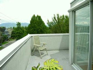 Photo 8: 1610 MAPLE ST in Vancouver: Kitsilano Townhouse for sale (Vancouver West)  : MLS®# V594740