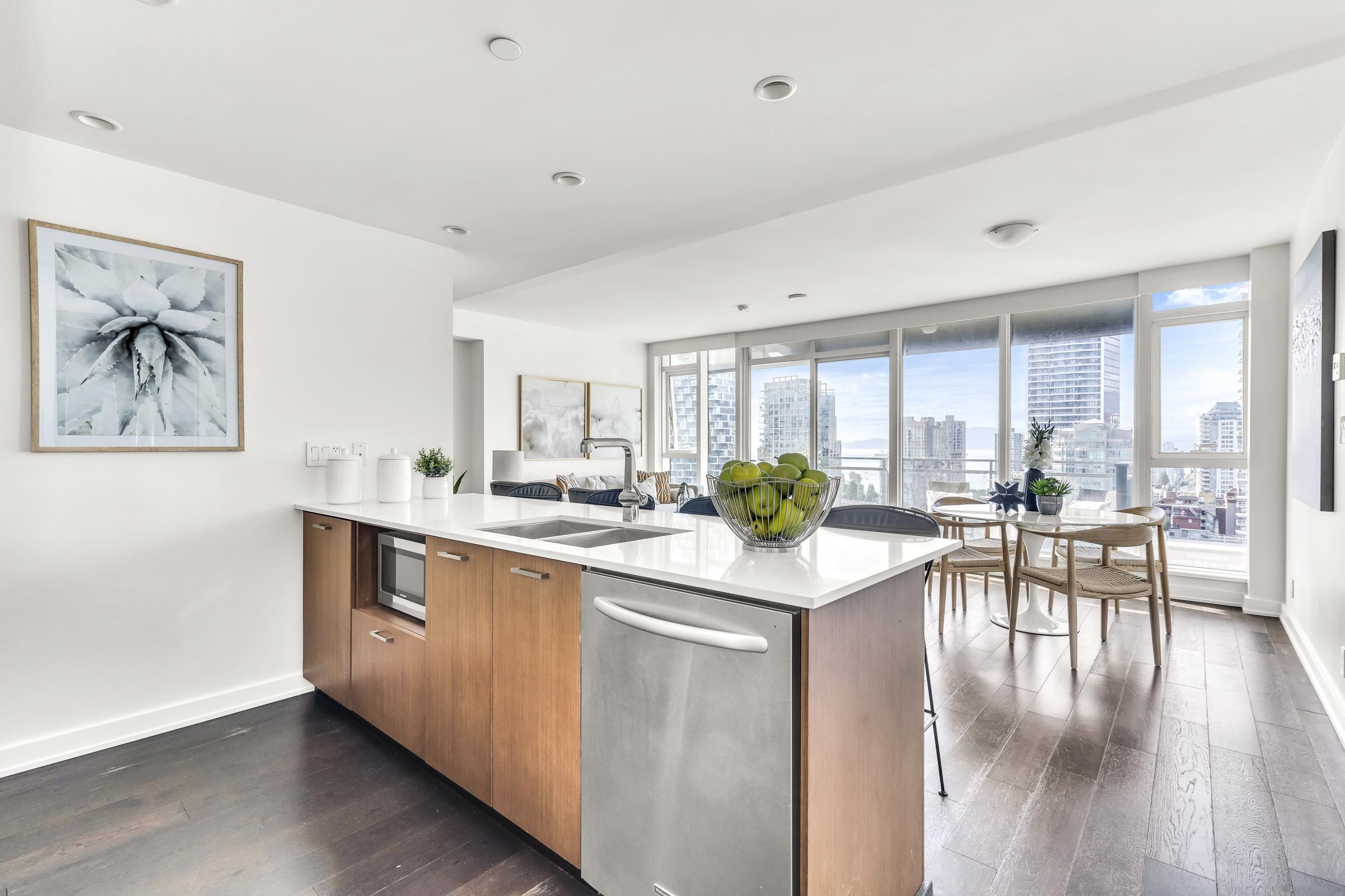 """Main Photo: 2502 1372 SEYMOUR Street in Vancouver: Downtown VW Condo for sale in """"THE MARK"""" (Vancouver West)  : MLS®# R2617903"""