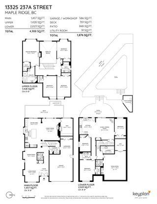 "Photo 39: 13325 237A Street in Maple Ridge: Silver Valley House for sale in ""Rock Ridge"" : MLS®# R2590731"