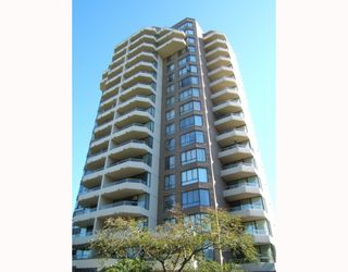"""Photo 1: 1204 5790 PATTERSON Avenue in Burnaby: Metrotown Condo for sale in """"""""THE REGENT"""""""" (Burnaby South)  : MLS®# V786618"""