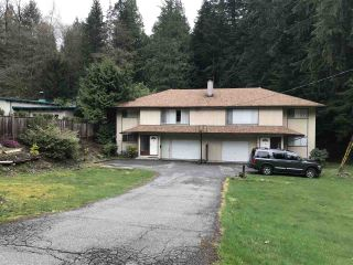 Photo 1: 9 GLENMORE Drive in West Vancouver: Glenmore House for sale : MLS®# R2402546