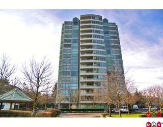 "Photo 1: 1706 15030 101ST Avenue in Surrey: Guildford Condo for sale in ""Guildford Marquis"" (North Surrey)  : MLS®# F2821341"