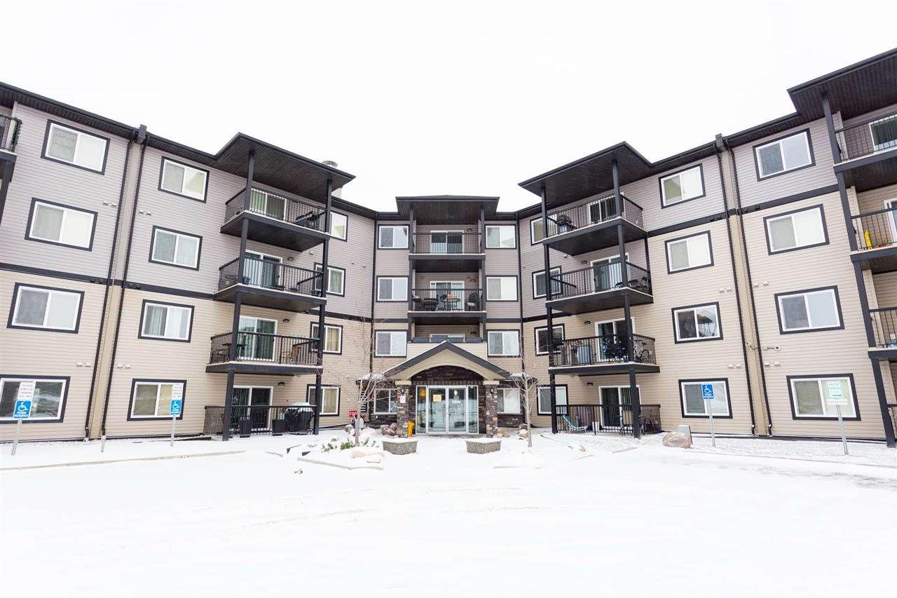 Main Photo: 221 5951 165 Avenue in Edmonton: Zone 03 Condo for sale : MLS®# E4225925