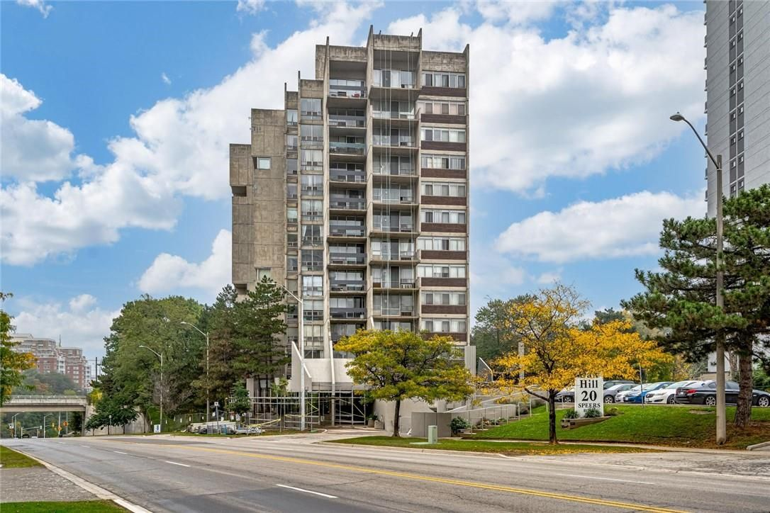 Main Photo: 808 20 Speers Road in Oakville: Condo for sale : MLS®# H4119245