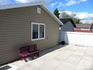 Photo 15: 359 Greenwood Avenue in WINNIPEG: St Vital Residential for sale (South East Winnipeg)  : MLS®# 1511399