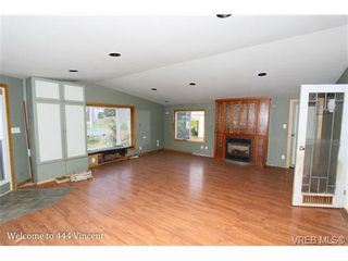 Photo 8: 444 Vincent Ave in VICTORIA: SW Gorge House for sale (Saanich West)  : MLS®# 674178