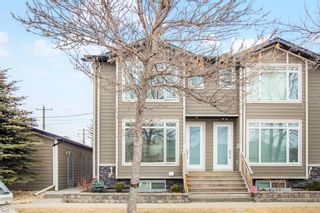 Photo 1: 1306 2 Street NE in Calgary: Crescent Heights Row/Townhouse for sale : MLS®# A1079019