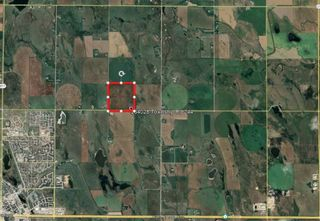 Main Photo: 264028 TWP RD 244: Rural Wheatland County Land for sale : MLS®# A1120639