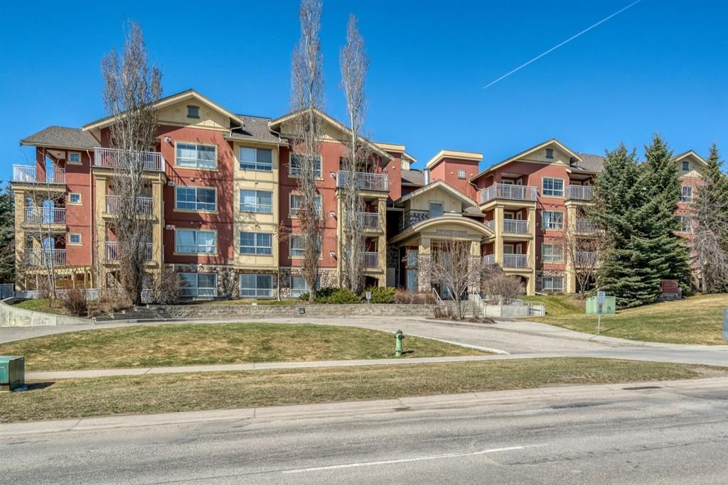 Main Photo: 236 22 Richard Place SW in Calgary: Lincoln Park Apartment for sale : MLS®# A1130375