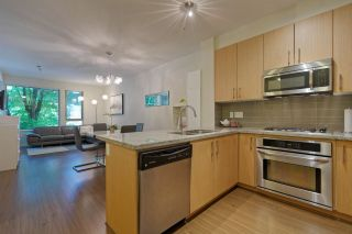 """Photo 1: 212 119 W 22ND Street in North Vancouver: Central Lonsdale Condo for sale in """"Anderson Walk by Polygon"""" : MLS®# R2412943"""