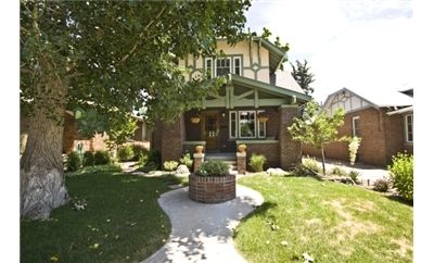 Main Photo: 362 South Williams St in Denver: Broadway Heights, Washington Park, Bonnie Brae House for sale ()  : MLS®# 788978