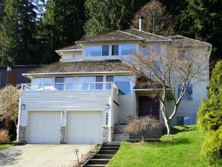 Photo 1: 2255 BADGER Road in North Vancouver: Deep Cove House for sale : MLS®# V817312
