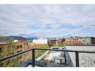"""Photo 14: 604 12 WATER Street in Vancouver: Downtown VW Condo for sale in """"WATER STREET GARAGE"""" (Vancouver West)  : MLS®# V1119497"""