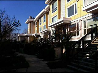 Photo 2: 54 728 W 14TH Street in North Vancouver: Hamilton Townhouse for sale : MLS®# V1107126