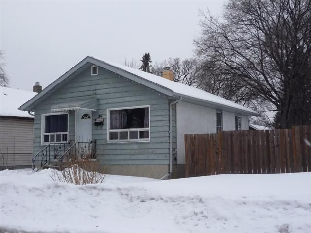 Main Photo: 35 Morier Avenue in WINNIPEG: St Vital Residential for sale (South East Winnipeg)  : MLS®# 1002412