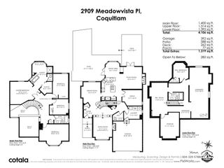 Photo 38: 2909 MEADOWVISTA Place in Coquitlam: Westwood Plateau House for sale : MLS®# R2542079