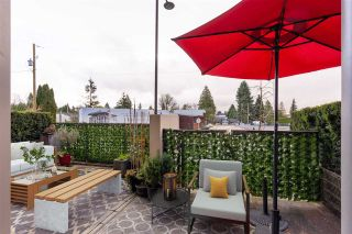 """Photo 9: 104 1550 FERN Street in North Vancouver: Lynnmour Townhouse for sale in """"BEACON"""" : MLS®# R2534804"""