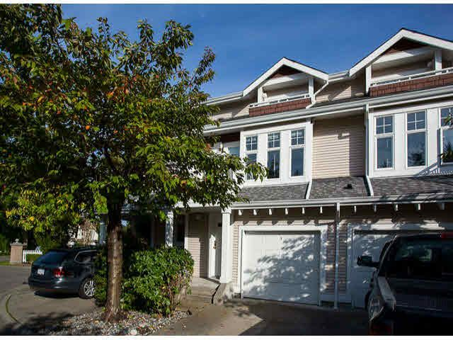 "Main Photo: 2 9036 208TH Street in Langley: Walnut Grove Townhouse for sale in ""Hunter's Glen"" : MLS®# F1424781"