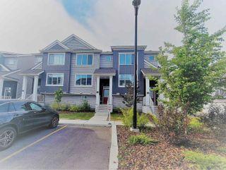 Photo 1: 34 2121 HADDOW Drive in Edmonton: Zone 14 Townhouse for sale : MLS®# E4262034