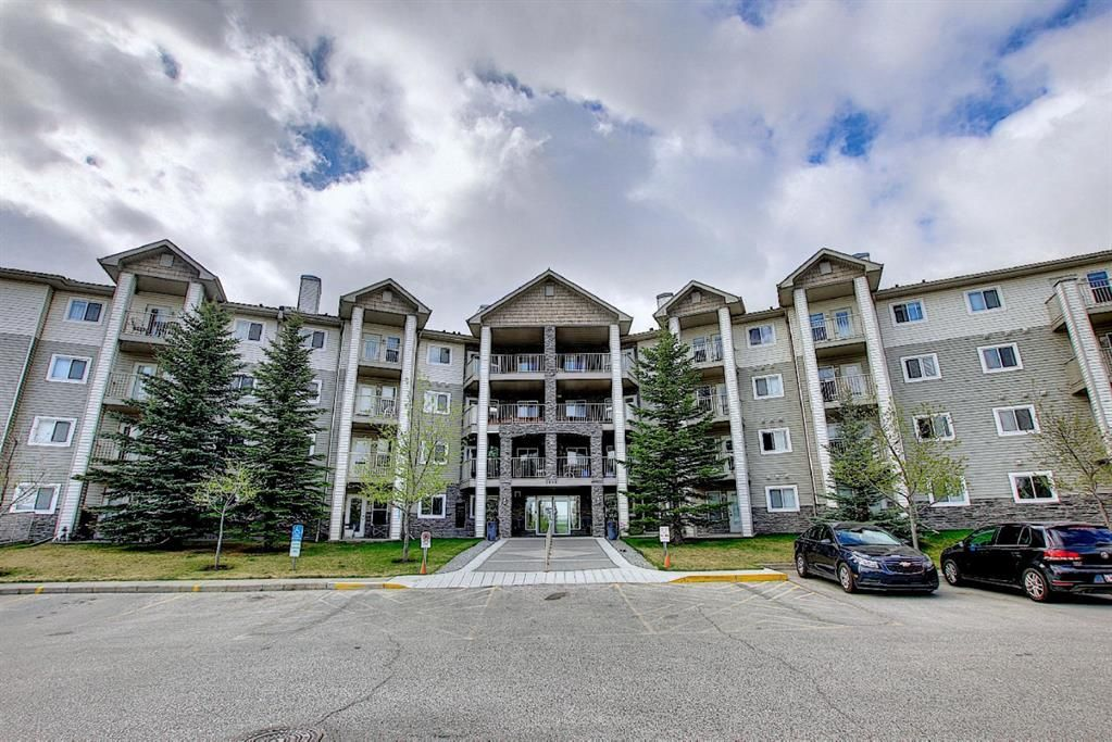 Main Photo: 421 5000 Somervale Court SW in Calgary: Somerset Apartment for sale : MLS®# A1109289