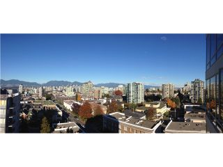 Photo 1: # 1002 1405 W 12TH AV in Vancouver: Fairview VW Condo for sale (Vancouver West)  : MLS®# V1034032