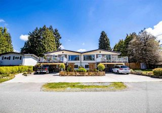 Photo 1: 2442 - 2444 LILAC Crescent in Abbotsford: Abbotsford West Duplex for sale : MLS®# R2575470