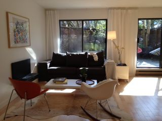 """Photo 4: 105 1299 W 7TH Avenue in Vancouver: Fairview VW Condo for sale in """"MARBELLA"""" (Vancouver West)  : MLS®# V935816"""