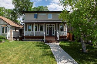 Photo 1: 26 Renfrew Street in Winnipeg: River Heights North Residential for sale (1C)  : MLS®# 202114111