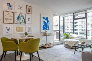 """Main Photo: 806 66 W CORDOVA Street in Vancouver: Downtown VW Condo for sale in """"60 WEST CORDOVA"""" (Vancouver West)  : MLS®# R2619443"""