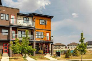 Photo 1: 15 1203 163 Street in Edmonton: Zone 56 Townhouse for sale : MLS®# E4255574
