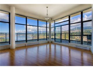 "Photo 6: 2703 110 BREW Street in Port Moody: Port Moody Centre Condo for sale in ""ARIA 1"" : MLS®# V1053008"