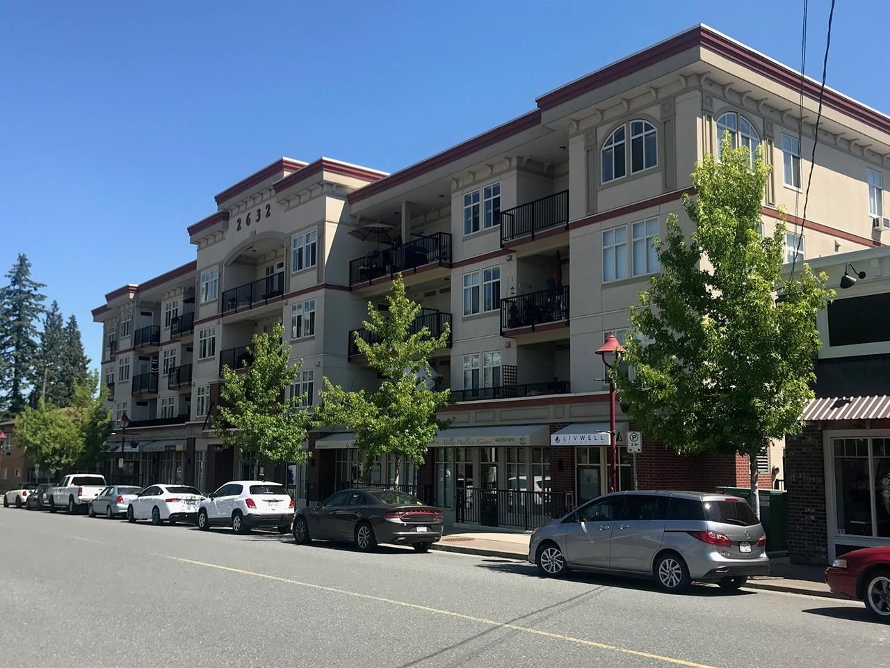 Main Photo: 115 2632 PAULINE Street in Abbotsford: Central Abbotsford Office for lease : MLS®# C8038892