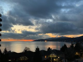 """Photo 2: 605 2135 ARGYLE Avenue in West Vancouver: Dundarave Condo for sale in """"The Crescent"""" : MLS®# R2604356"""