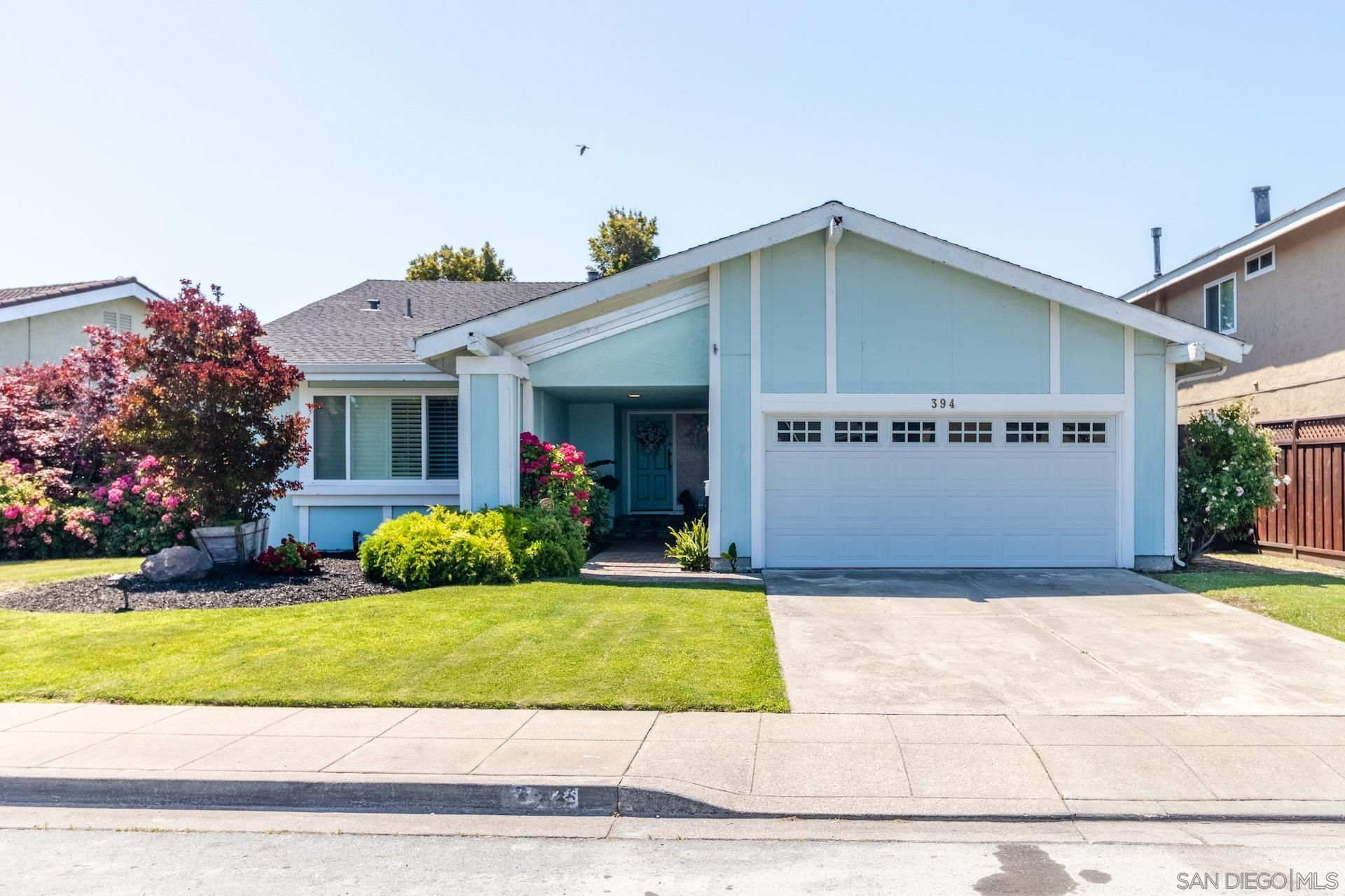 Main Photo: House for sale : 3 bedrooms : 394 Port Royal in Foster City