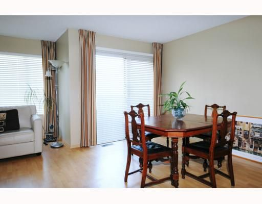 """Photo 4: Photos: 504 LEHMAN Place in Port_Moody: North Shore Pt Moody Townhouse for sale in """"Eagle Point"""" (Port Moody)  : MLS®# V783524"""