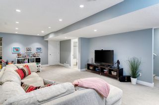 Photo 38: 718 CAINE Boulevard in Edmonton: Zone 55 House for sale : MLS®# E4248900