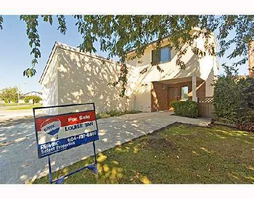 Main Photo: 4468 HERMITAGE Drive in Richmond: Steveston North Home for sale ()  : MLS®# V662705