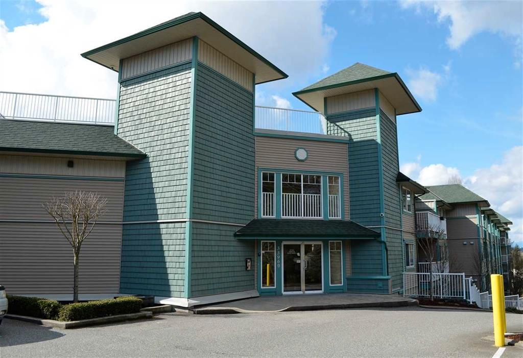 Main Photo: #218 33960 Old Yale Rd. in Abbotsford: Central Abbotsford Condo for rent
