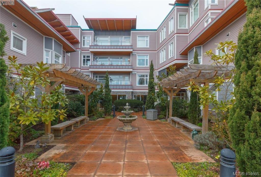 Main Photo: 101 1510 Hillside Ave in VICTORIA: Vi Oaklands Row/Townhouse for sale (Victoria)  : MLS®# 804115