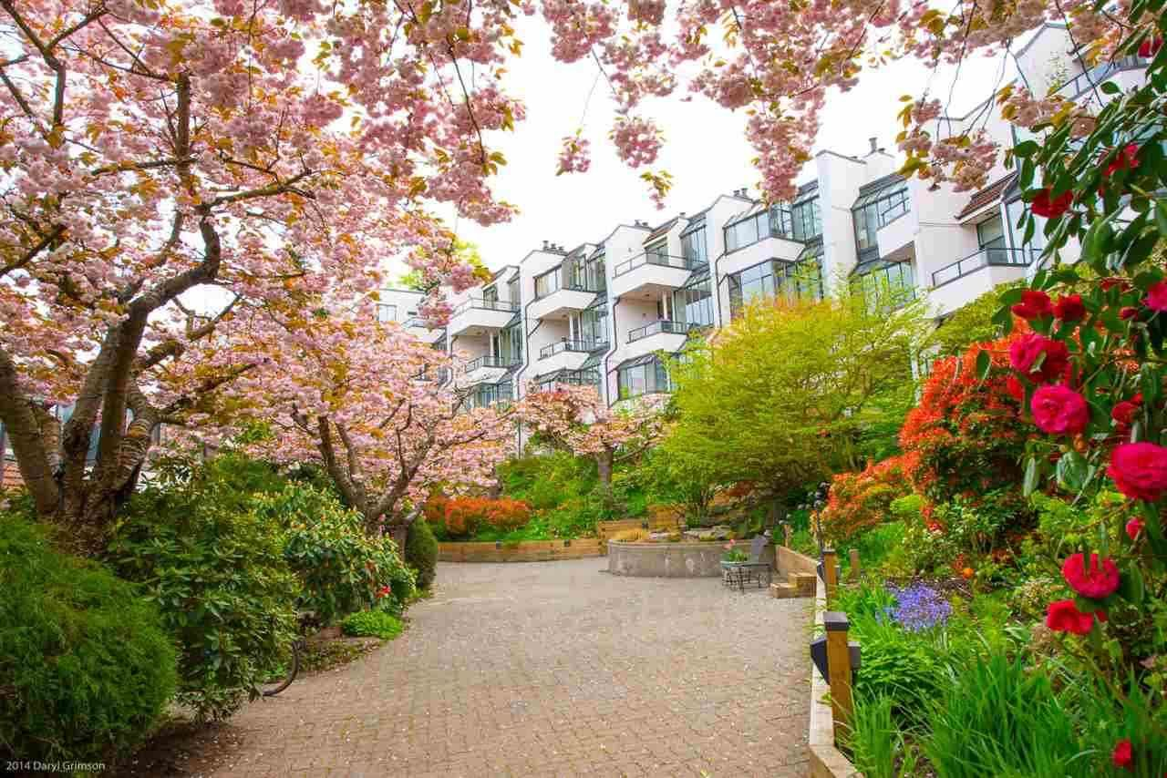 """Main Photo: 23 1201 LAMEY'S MILL Road in Vancouver: False Creek Condo for sale in """"ALDER Bay Place"""" (Vancouver West)  : MLS®# R2558476"""