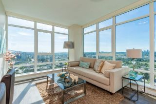 """Photo 2: 2408 4485 SKYLINE Drive in Burnaby: Brentwood Park Condo for sale in """"SOLO DISTRICT - ALTUS"""" (Burnaby North)  : MLS®# R2373957"""