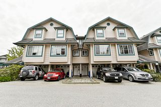 "Photo 1: 27 11165 GILKER HILL Road in Maple Ridge: Cottonwood MR Townhouse for sale in ""KANAKA CREEK ESTATES"" : MLS®# R2164449"