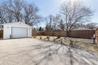 Photo 23: 92 Lennox Avenue in Winnipeg: Residential for sale (2D)  : MLS®# 202108334